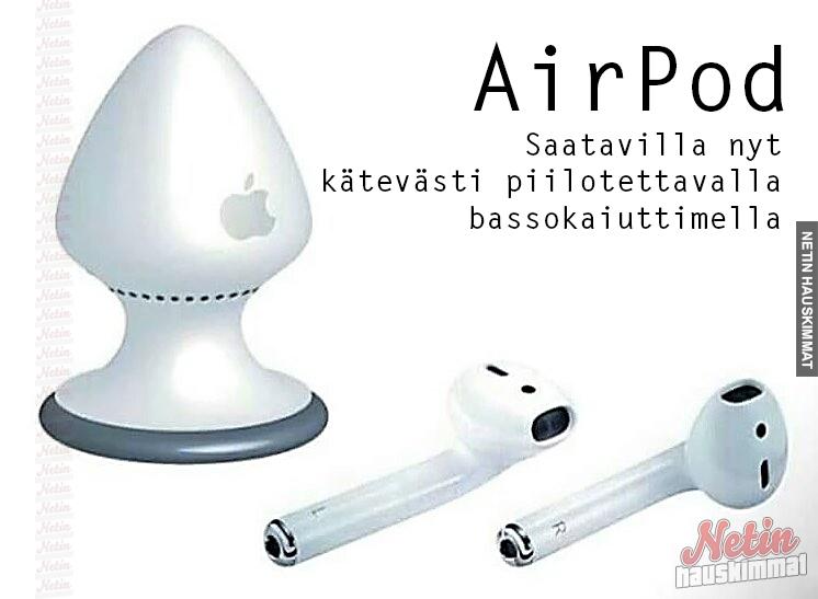 airpodit
