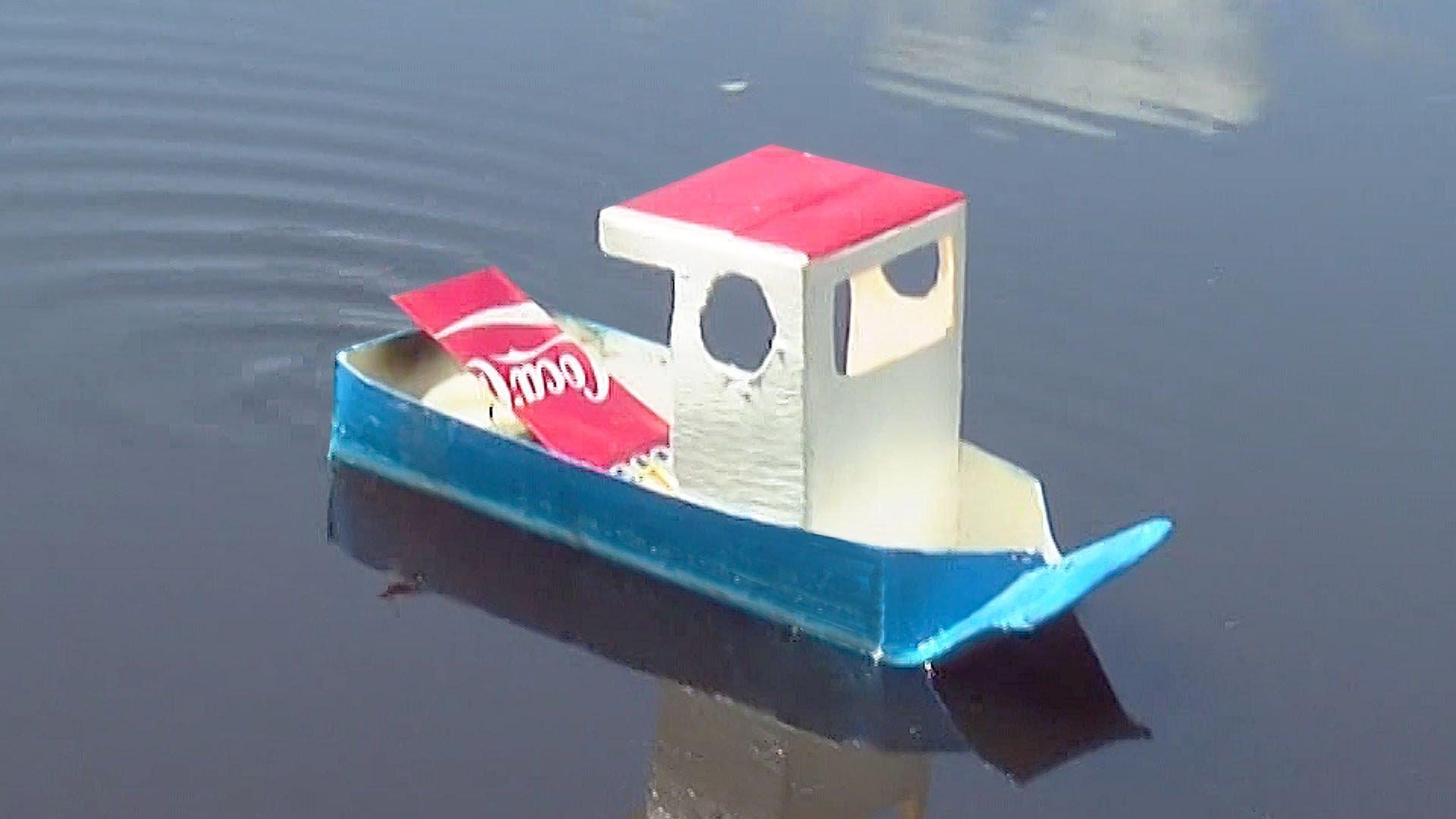 Kuinka tehdä hauska putput vene! | Netin Hauskimmat - photo#29