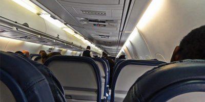 Lentoemäntä pelasti nuoren naisen hengen mitä ihmeellisimmällä tavalla.