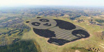 Kiina rakensi juuri suloisimman voimalan koskaan – voihan eko-panda sentään!