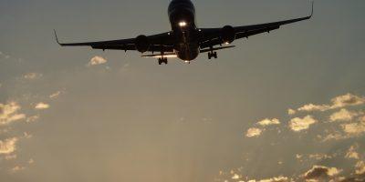 Lentokoneen testiryhmä päätti lentää huvittavat reitin – kartalle piirtyi koneen kuva