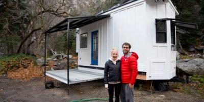 Pienesti asuminen on muotia – tämä talo on tunnelmallisimmasta päästä