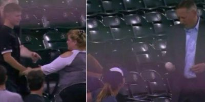 Nainen otti itsekkäästi pallon pois pojan kädestä – katso, kuinka karma kosti saman tien!