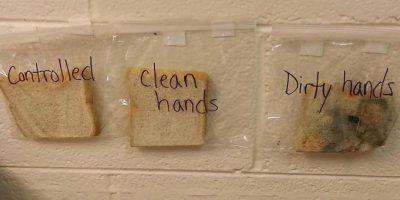 Opettaja keksi uskomattoman tavan opettaa lapsille käsien pesusta. Tästä sinäkin voit oppia!