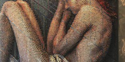 Taiteilija luo upeaa taidetta ruuveista – ei muuta kuin kokeilemaan