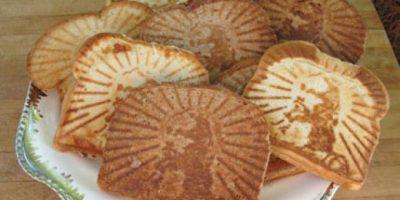 Tämä paahdin tekee ruokailusta mielenkiintoista: Jeesuksen kuva paahtoleipiin!