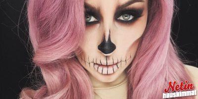 Millainen meikki halloweenjuhliin? – Tässä 10 esimerkkiä!