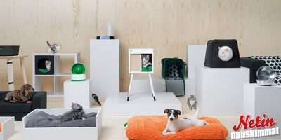 IKEAsta nyt huonekalut kissoille ja koirille! – Aiotko hankkia?