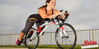 Tätä pyörää ajat vatsallasi! – Oletko jo kokeillut?