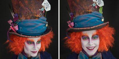 Itseoppinut cosplayer voi muuntautua aivan keneksi tahansa! Katso kuvat!