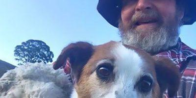 Tytär opetti isäänsä ottamaan selfieitä – isästä tuli sensaatio