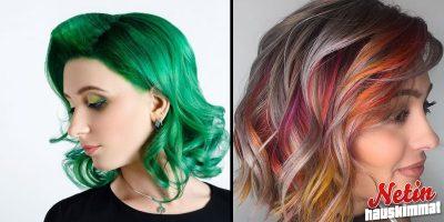 Nämä kuvat saavat sinut värjäämään hiuksesi! – Oletko samaa mieltä?