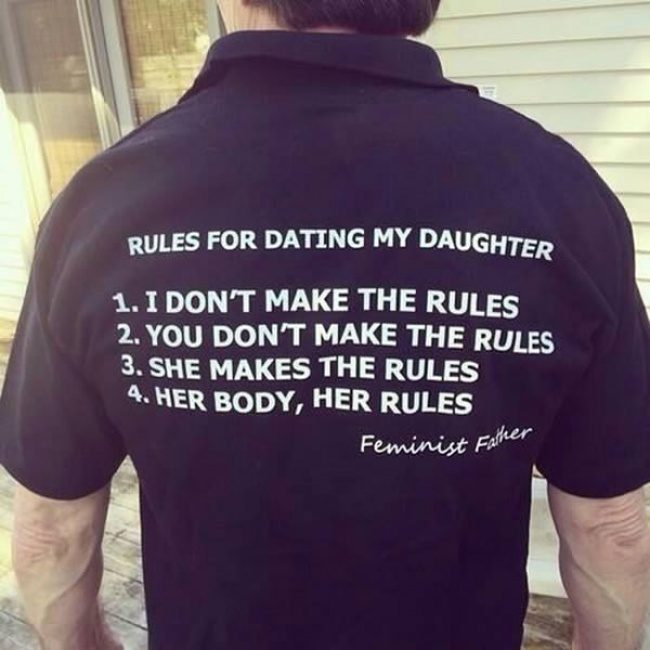 isät vastaan tyttäret dating paita