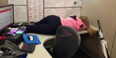 Töissä voi joko työskennellä tai sitten nukkua – nämä ihmiset päättivät nukkua