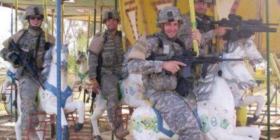 Sotilaiden vapaa-aika on omaa luokkaansa – 8 kuvaa