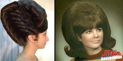 60-luvun kampaukset ovat aivan omaa luokkaansa! – Katso ja hämmästy!
