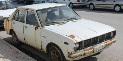 Mies unohti, mihin parkkasi autonsa – löydettiin 20 vuotta myöhemmin.