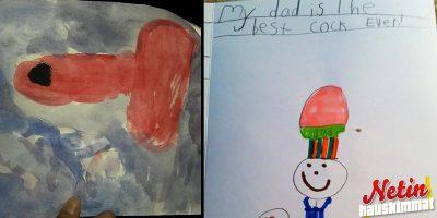 Päivän ilopillerit! – Lasten hervottoman hauskat piirustukset!