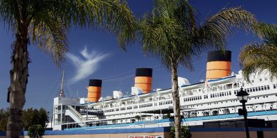 Queen Mary, karmaiseva kummituslaiva – vuokraa nyt kuuluisaa hyttiä B340