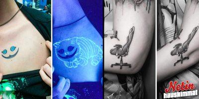 Erilaisia tatuointeja! – Osasta et varmaan ole kuullutkaan!