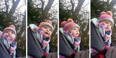 Vauva kuulee linnunlaulua ensimmäistä kertaa – katso suloinen reaktio!
