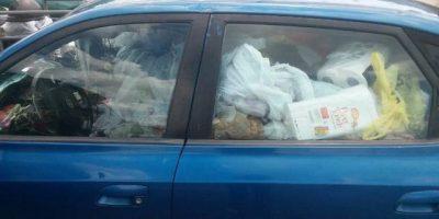 Nämä autot muuttuivat kaatopaikoiksi – pidätkö oman autosi siistinä?