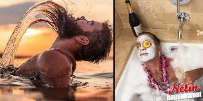 Miehet matkivat naisten Instagram-kuvia! – Hauskat lopputulokset naurattavat!