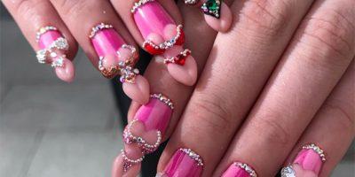 Aidosti hyvin outoa kynsimuotia – jokainen tyylillään?
