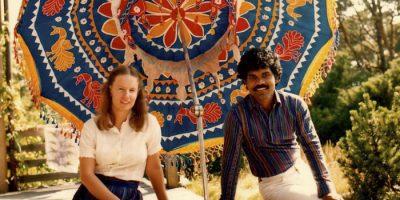 40 vuotta sitten mies pyöräili Intiasta Ruotsiin – lue uskomaton rakkaustarina!