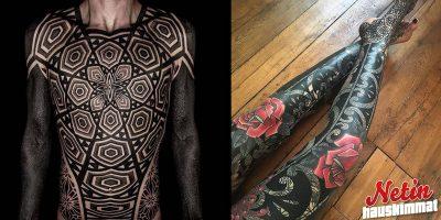 Tatuointi kuin suuri canvastaulu! – Katso upeat luomukset!
