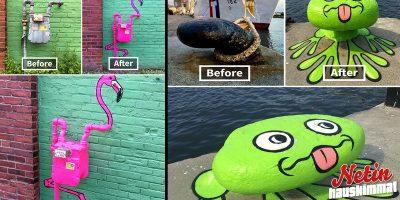 New Yorkissa nerokasta katutaidetta! – Katso upeat teokset!