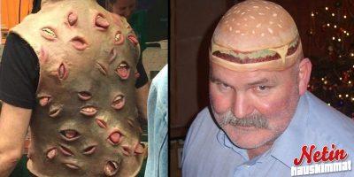 10 kuvaa joita ei kukaan pysty selittämään! – Leukojen loksahtamisvaara!