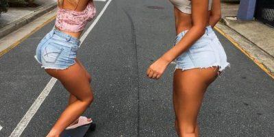 Nämä naiset osaavat pukeutua helteille – saattaa aiheuttaa liikenneonnettomuuksia
