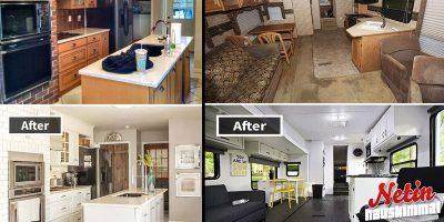 Suunnitteletko kenties remonttia? – Katso mahtavat kuvat ennen ja jälkeen!