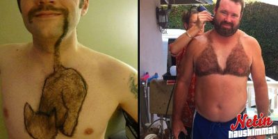 Hulluimmat rintakarvatyylit mitä olet koskaan nähnyt! – Katso 13 hulvatonta kuvaa!