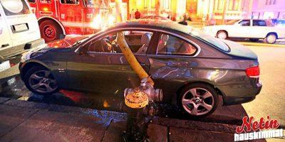 He pysäköivät autonsa palopostin viereen – Katuivat tekoaan jälkeenpäin!