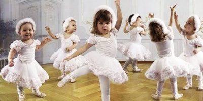 Lasten hulvattomimmat balettimokat – hupsistakeikkaa!