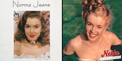 Marilyn Monroe ennen kuuluisuutta! – Katso harvinaiset kuvat!