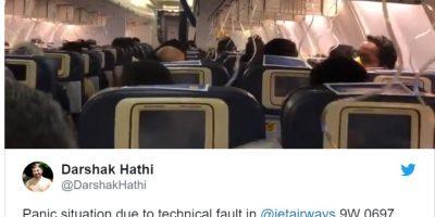 """Lentomatkustajien korvat ja nenät vuotivat verta, koska pilotti """"unohti"""" paineistaa matkustamon."""
