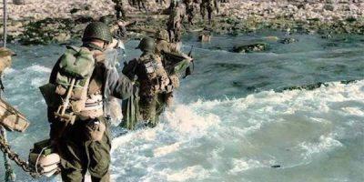 Nämä väritetyt kuvat toisesta maailmansodasta muuttavat käsityksesi historiasta – 17 kuvaa