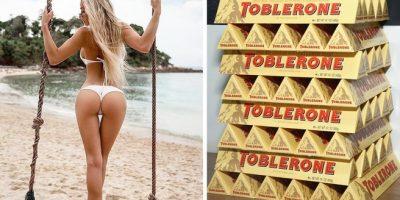Toblerone-tunneli on uusin instagram villitys – Katso mistä on kyse