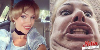 Instagram kuvat vastaan todellisuus – Uskoisitko samaksi ihmiseksi?