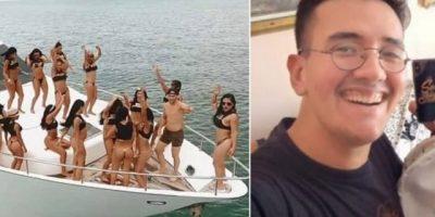 """16-vuotias poika voitti """"kultaisen lipun"""" – lippu Sex Islandille!"""