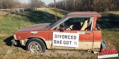 Avioeroakin voi juhlia! – Miksi suotta suremaan!