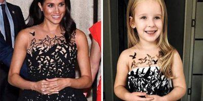 Äiti ja tytär kopioivat julkkisten muotiluomuksia minimibudjetilla – Katso uskomattomat luomukset!
