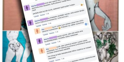 Facebookmokat: Miehet ovat viisaita siksi heistä ei ole alastonkuvia