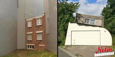 Asuisitko tällaisessa? – Belgian rumimmat talot!