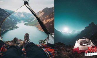 Nämä kuvat muuttavat käsityksesi telttailemisesta! – Katso upea kuvasarja!