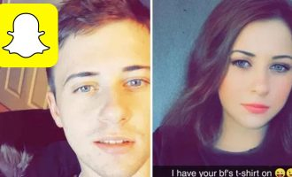 Ihmisillä on pahat mielessä uuden snapchat sukupuolifiltterin kanssa ja lopputulokset ovat hervottomia