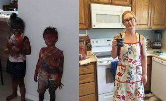 Miltä lapsen vanhempana oleminen todellisuudessa näyttää – Älä katso jos aiot hankkia lapsia
